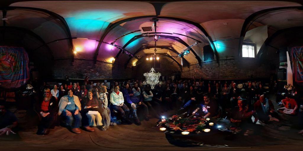 The Template Event Glastonbury Dec 2013
