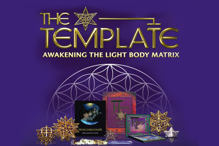 The Template Sacred Geometry Activation