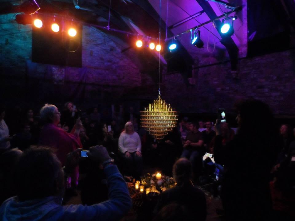 The Template Ceremony 10 in Glastonbury