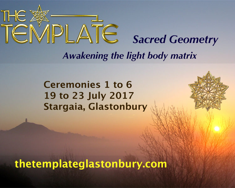Template Sacred Geometry Workshops