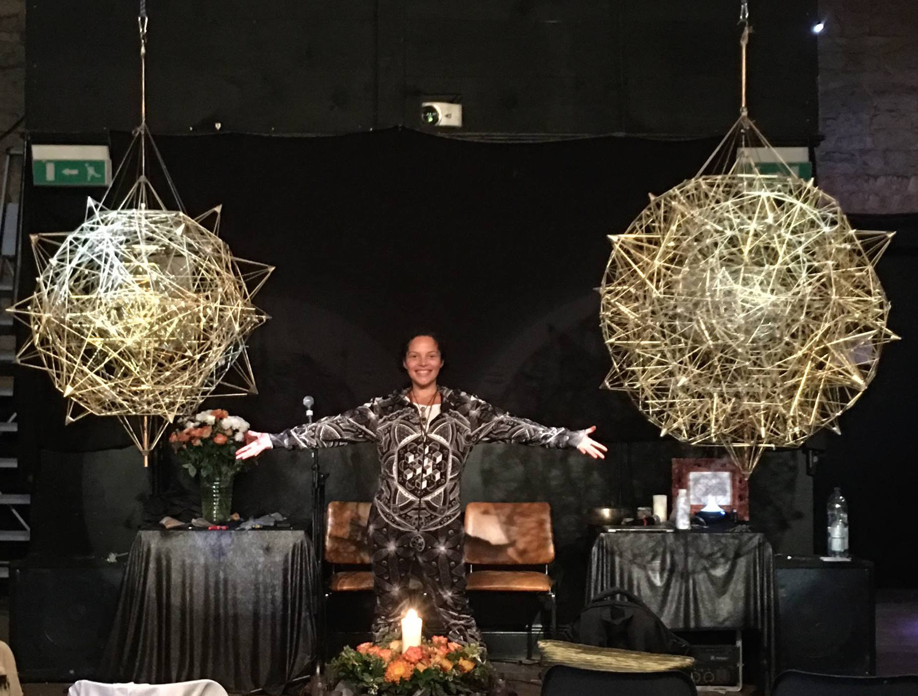 Ceremonies 12 & 13 Sacred Geometry - Glastonbury Nov 2016