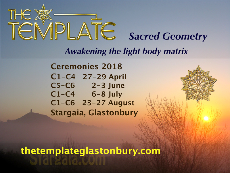 The Template Ceremonies Glastonbury