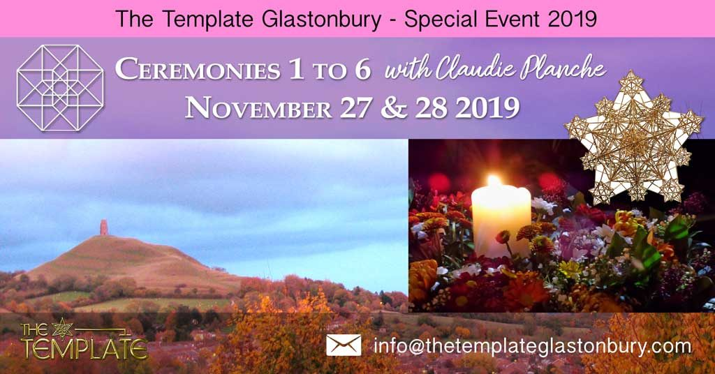 The Template Special Event 2019