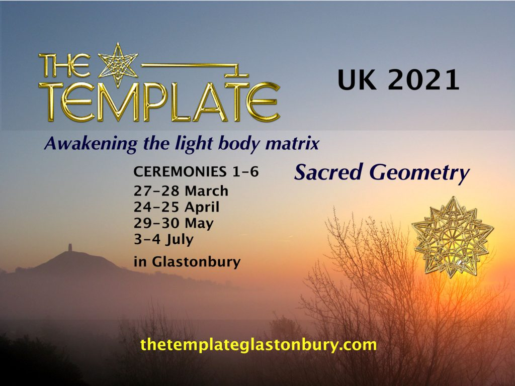 The Template Ceremonies in Glastonbury