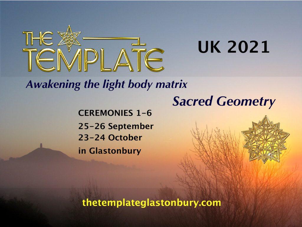 The Template Ceremonies in Glastonbury