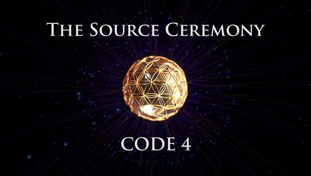 The Template - The Source Ceremony - Code 4